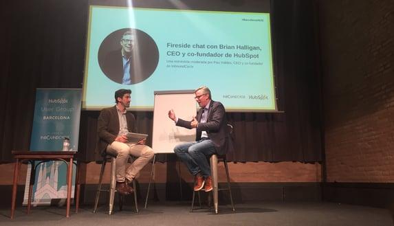Brian Halligan CEO Hubpot Flywheel