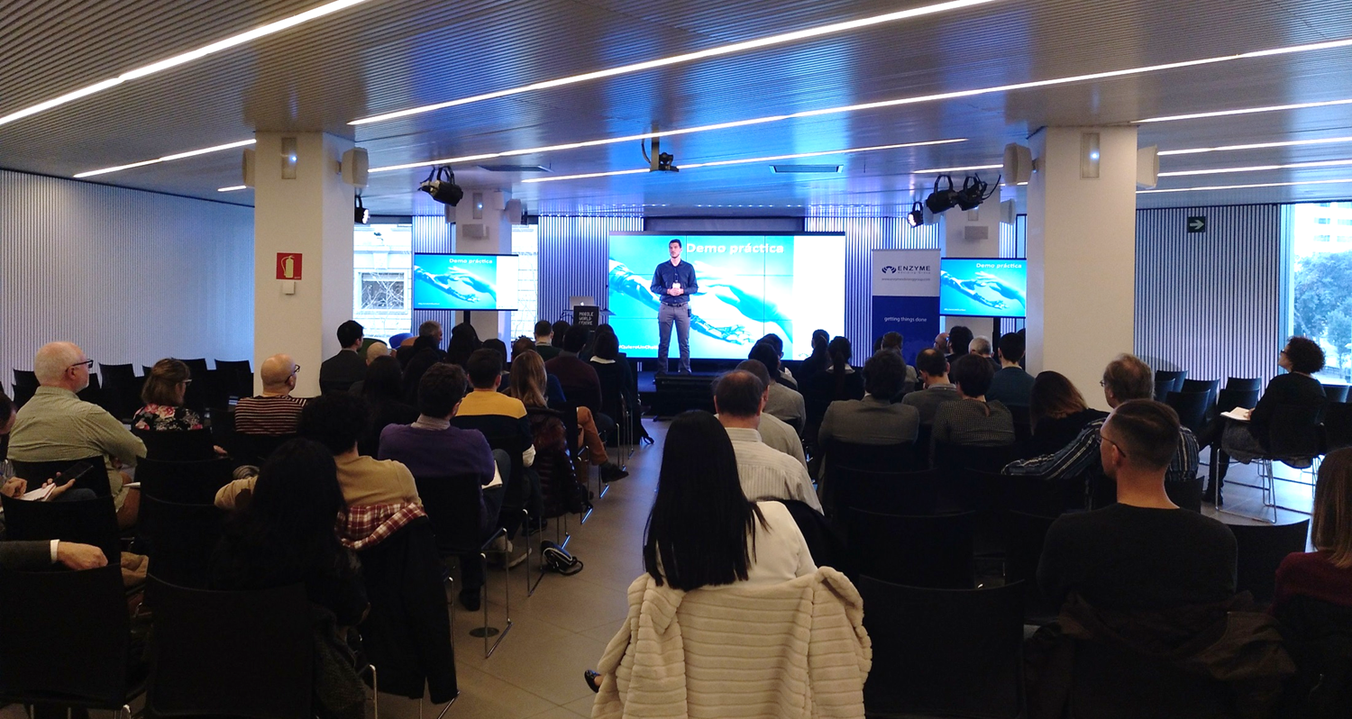 Evento chatbots Enzyme y The Valley Barcelona.png