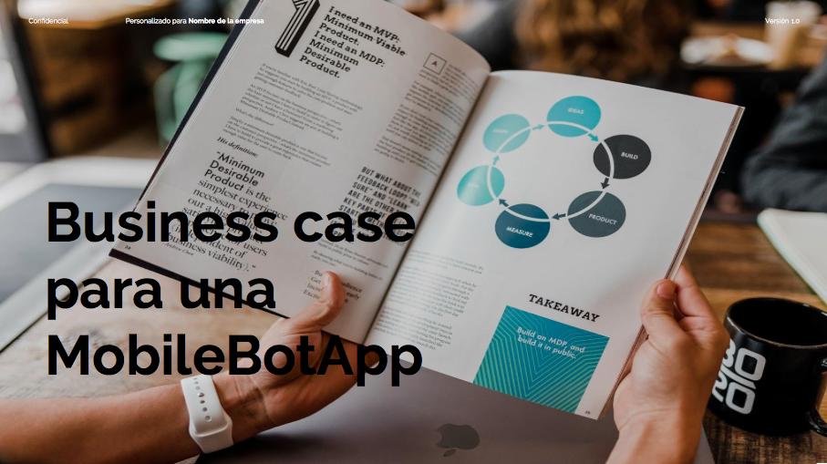 Modelo de Business Case para una MobileBotApp