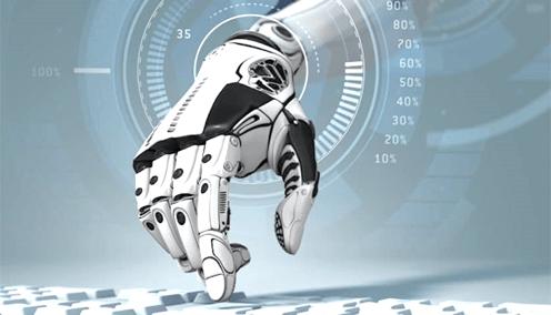 Robots automatizando procesos