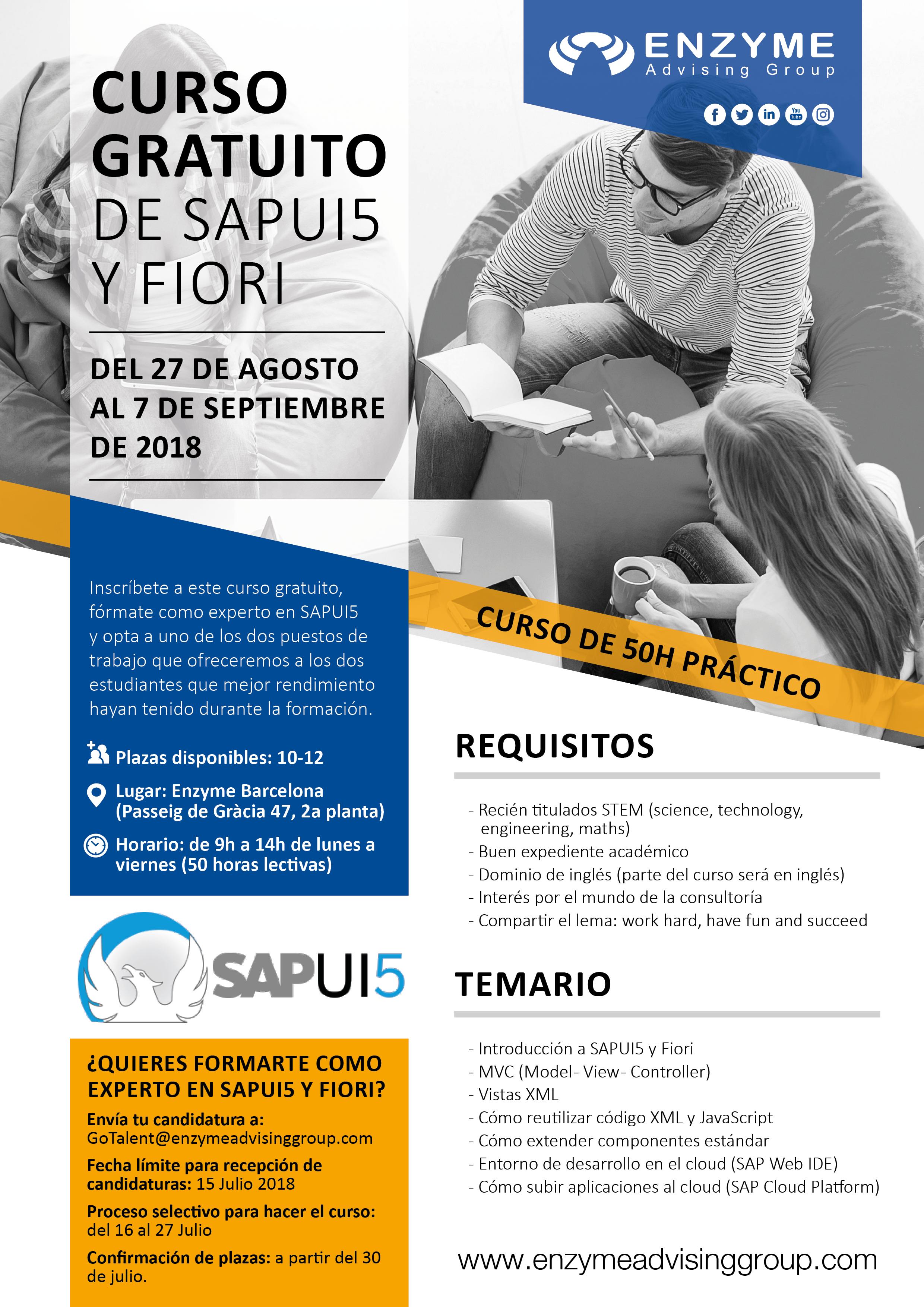 SAPUI5 2018 V7