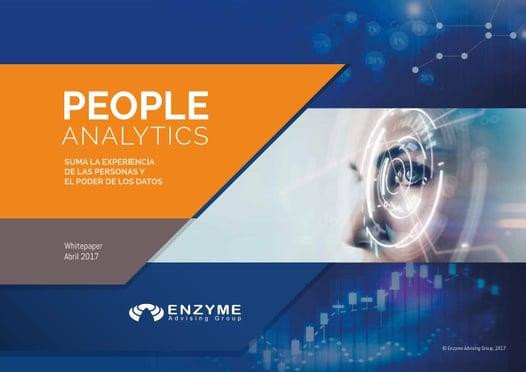 Portada whitepaper People Analytics Enzyme Advising Group