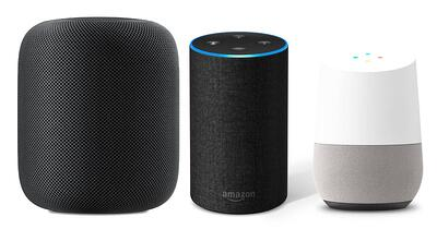 apple_Homepod_Amazon_Echo_Google_home