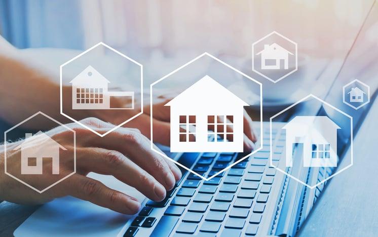 blockchain registro de la propiedad