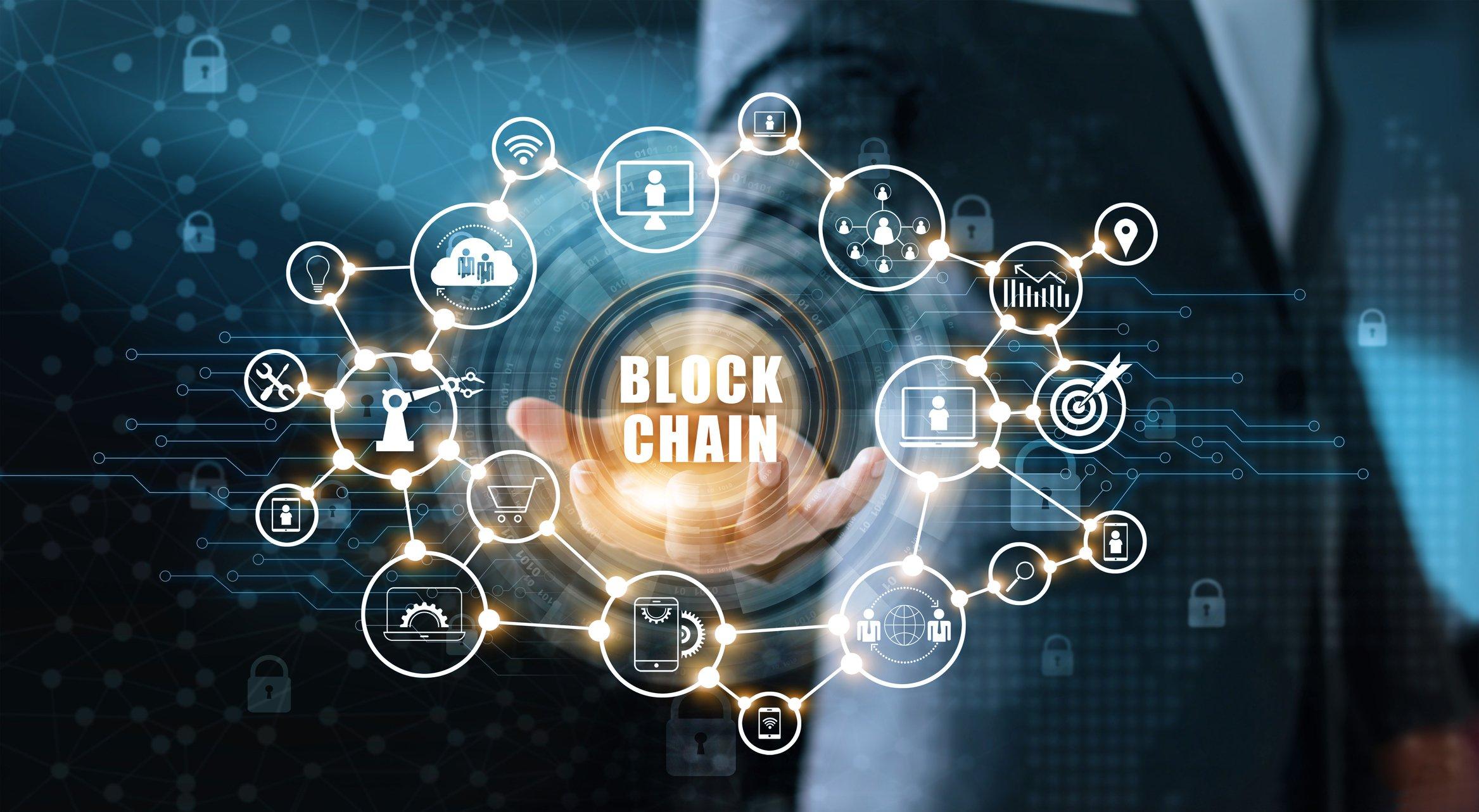 blockchain aplicaciones