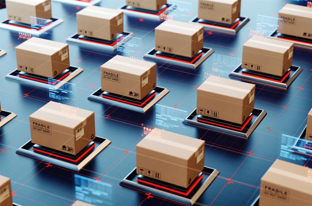 Blockchain logística: tecnología al servicio de almacén