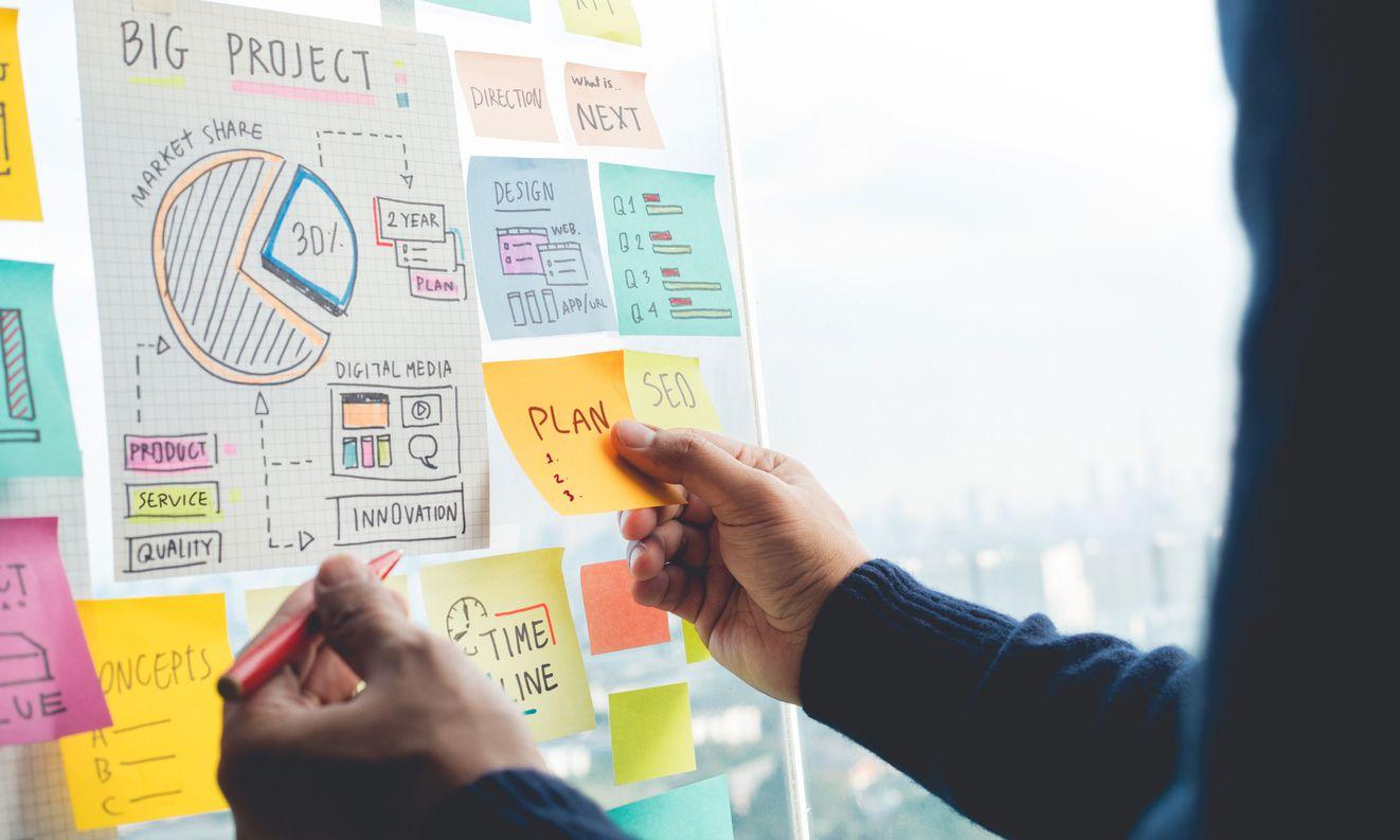 Ejemplos Design Thinking + Lean + Agile: caso real de aplicación