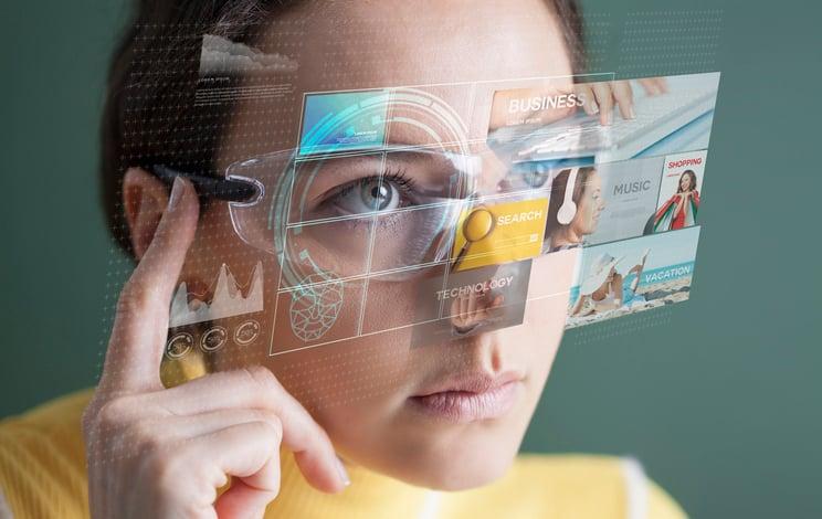 Gafas de realidad aumentada: marketing sensorial en un mundo phygital