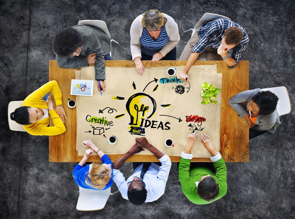 El futuro de la innovación y creatividad en el trabajo