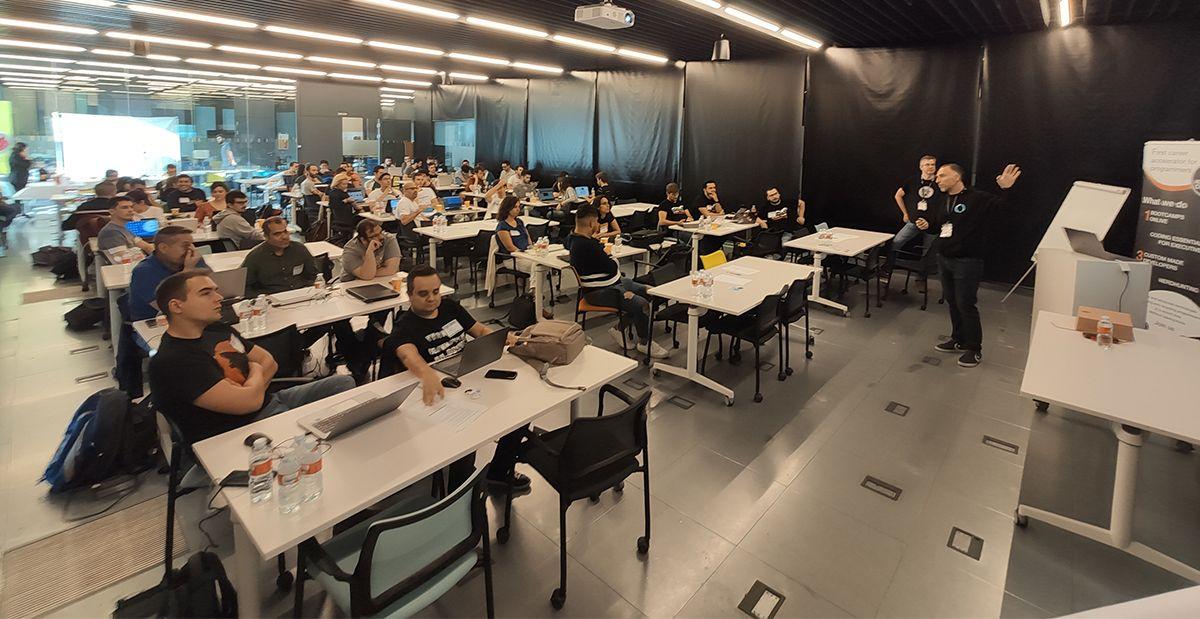 Creación de skills de Alexa en el Alexa Games Hackathon